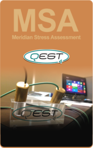MSA Median Stress Assessment